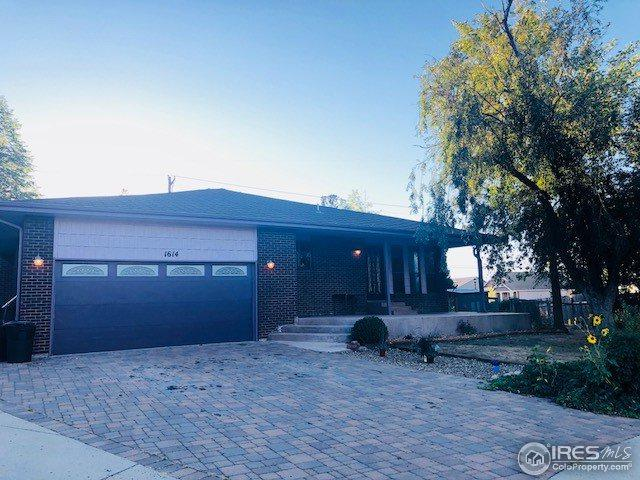 1614 Judson Dr, Longmont, CO 80501 (MLS #862124) :: The Daniels Group at Remax Alliance