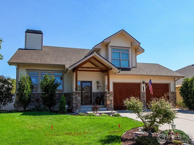 3020 68th Ave Ct, Greeley, CO 80634 (#862258) :: The Peak Properties Group