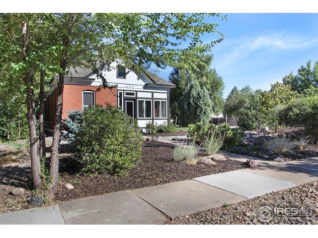 650 Stover St, Fort Collins, CO 80524 (MLS #862285) :: The Lamperes Team