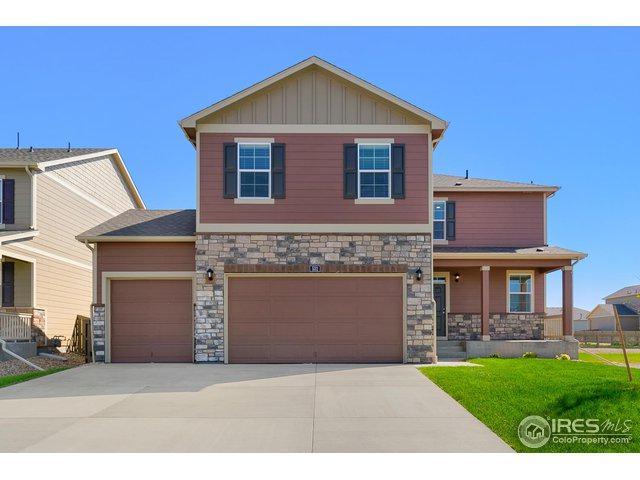 532 2nd St, Severance, CO 80550 (MLS #862405) :: Kittle Real Estate