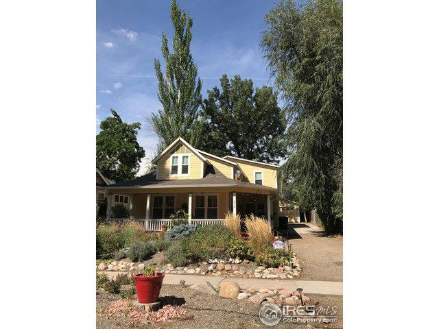 210 4th Ave, Longmont, CO 80501 (MLS #862545) :: Downtown Real Estate Partners