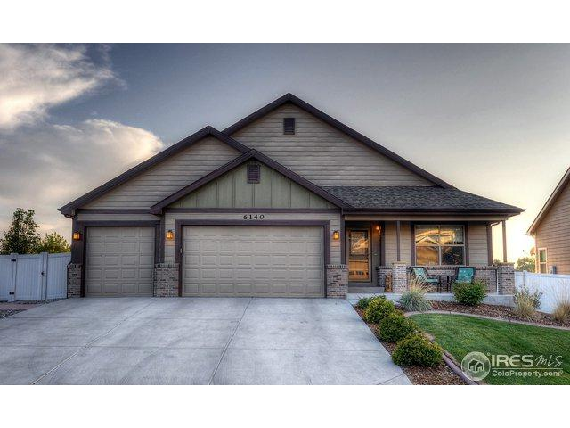 6140 W 8th St, Greeley, CO 80634 (#862635) :: The Peak Properties Group
