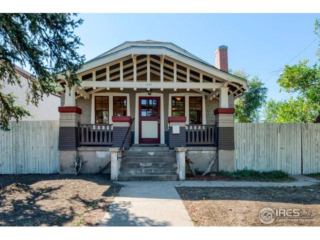 1490 W Maple Ave, Denver, CO 80223 (MLS #862639) :: Kittle Real Estate