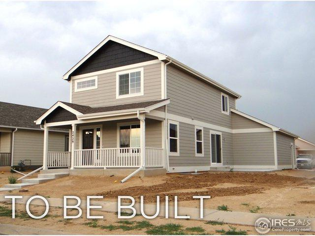 4214 Sunflower Rd, Evans, CO 80620 (MLS #862658) :: Tracy's Team