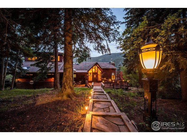 4059 Witter Gulch Rd, Evergreen, CO 80439 (MLS #862692) :: 8z Real Estate