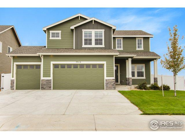 7912 W 11th St, Greeley, CO 80634 (MLS #862709) :: 8z Real Estate