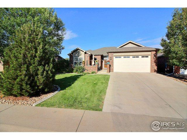 451 46th Ave, Greeley, CO 80634 (MLS #862820) :: Tracy's Team