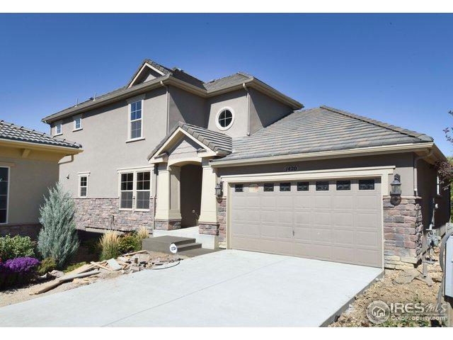 1420 Skyline Dr, Erie, CO 80516 (MLS #863024) :: The Daniels Group at Remax Alliance