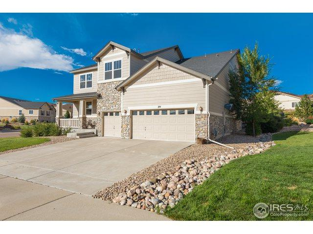 719 Dublin Pl, Castle Rock, CO 80104 (MLS #863087) :: 8z Real Estate