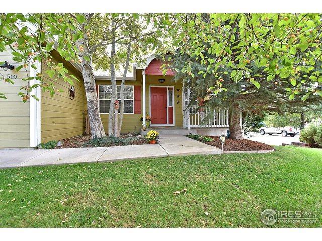 510 Black Hawk Dr, Eaton, CO 80615 (MLS #863126) :: 8z Real Estate