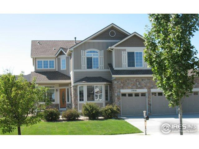 15816 W 74th Pl, Arvada, CO 80007 (MLS #863220) :: 8z Real Estate