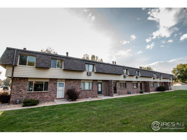 2701 19th St Dr #6, Greeley, CO 80634 (MLS #863245) :: The Daniels Group at Remax Alliance
