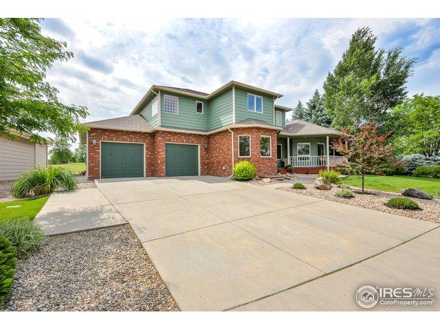 698 Rossum Dr, Loveland, CO 80537 (#863548) :: The Griffith Home Team
