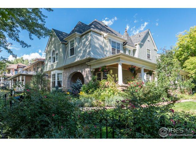 637 Pine St, Boulder, CO 80302 (#863566) :: My Home Team