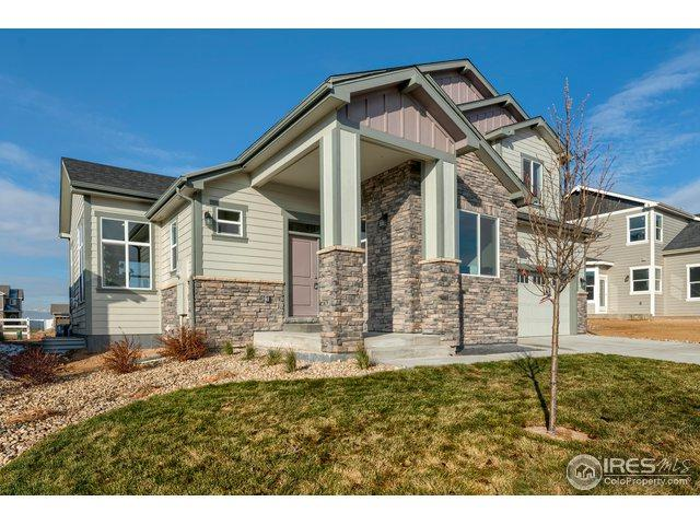 815 Shirttail Peak Dr, Windsor, CO 80550 (MLS #863607) :: Kittle Real Estate