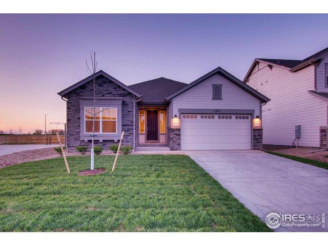 2353 Flagstaff Dr, Longmont, CO 80504 (MLS #863694) :: 8z Real Estate