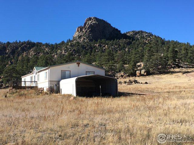 105 Travois Trl, Red Feather Lakes, CO 80545 (MLS #863778) :: Kittle Real Estate