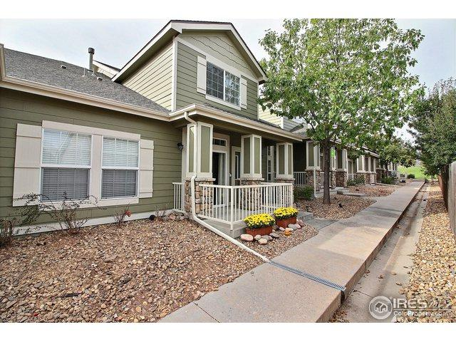 7075 19th St #5, Greeley, CO 80634 (MLS #863785) :: 8z Real Estate