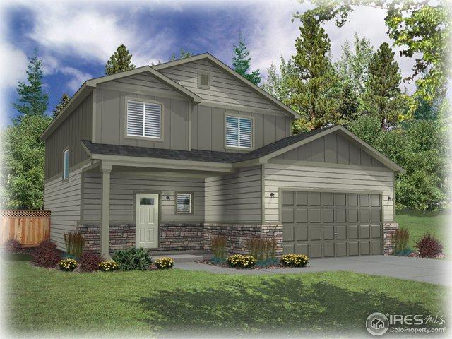 607 Prairie Dr, Milliken, CO 80543 (MLS #864012) :: The Daniels Group at Remax Alliance