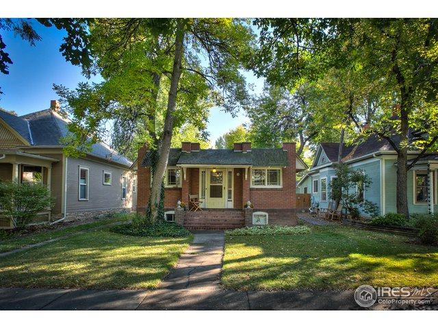 913 W Mountain Ave, Fort Collins, CO 80521 (MLS #864026) :: 8z Real Estate
