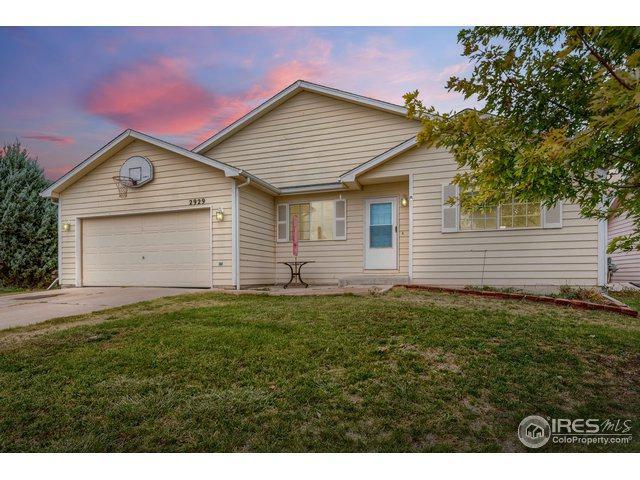 2929 Quail St, Evans, CO 80620 (MLS #864233) :: 8z Real Estate