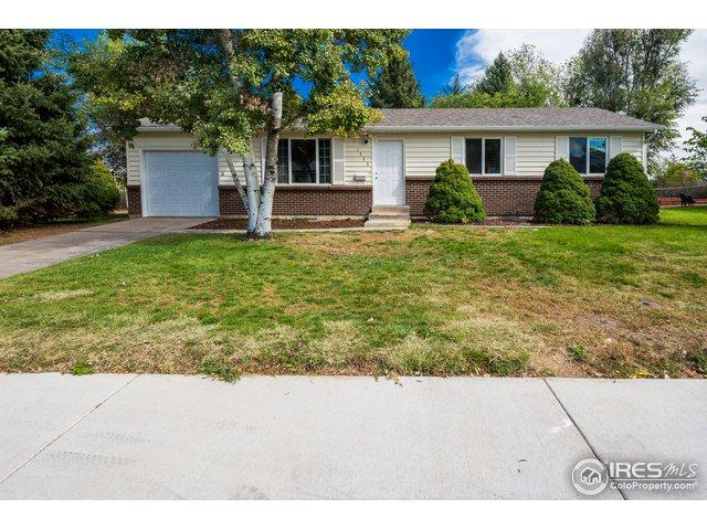 1608 33rd Ave, Greeley, CO 80634 (MLS #864248) :: 8z Real Estate