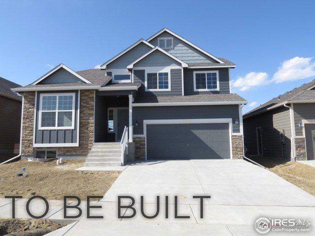 876 Sunlight Peak Dr, Severance, CO 80550 (MLS #864362) :: Kittle Real Estate