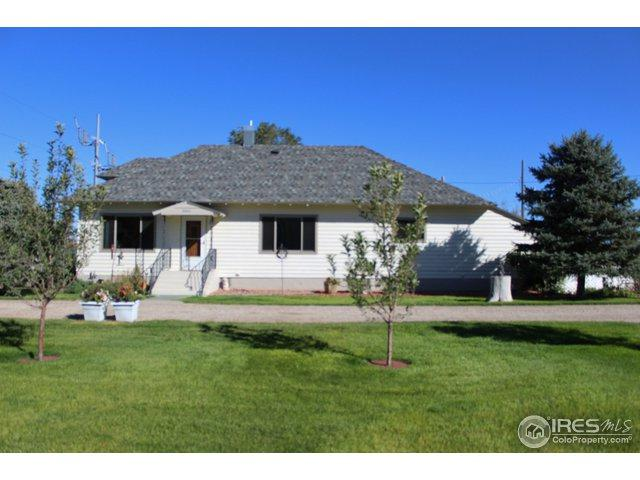 20026 County Road R, Fort Morgan, CO 80701 (MLS #864459) :: Downtown Real Estate Partners