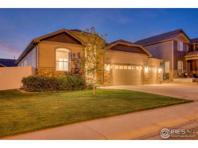 802 Shirttail Peak Dr, Windsor, CO 80550 (MLS #864466) :: 8z Real Estate