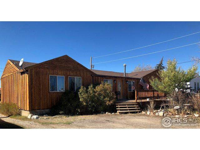 145 County Road 17A, Walden, CO 80480 (MLS #864524) :: Downtown Real Estate Partners
