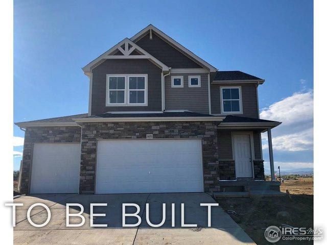 3670 Riverwalk Cir, Johnstown, CO 80534 (MLS #864600) :: The Daniels Group at Remax Alliance
