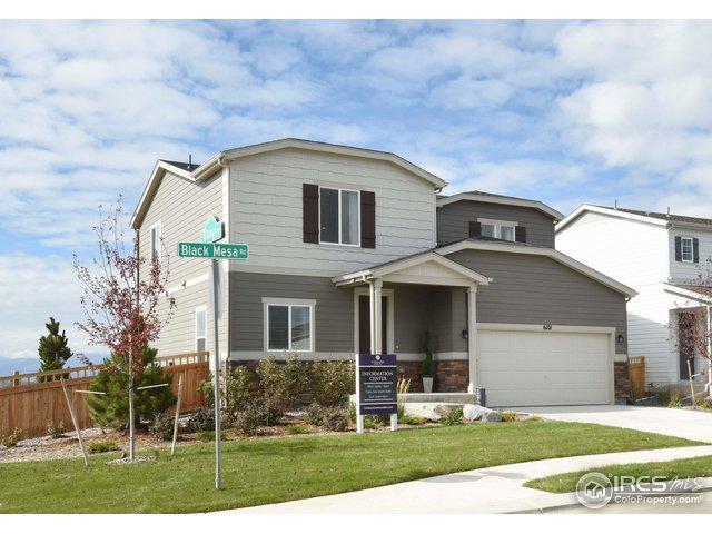 6101 Black Mesa Rd, Frederick, CO 80516 (MLS #864733) :: Kittle Real Estate