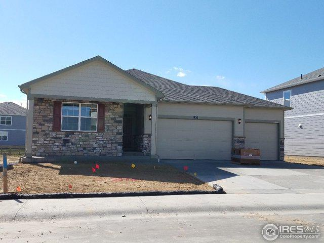 417 Harrow St, Severance, CO 80550 (MLS #864753) :: The Daniels Group at Remax Alliance