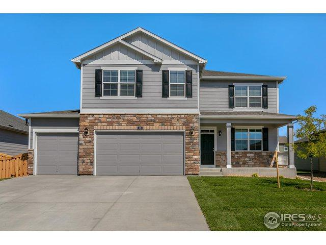 516 Buckrake St, Severance, CO 80550 (MLS #864756) :: The Daniels Group at Remax Alliance