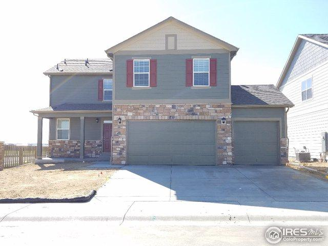 421 Harrow St, Severance, CO 80550 (MLS #864784) :: The Daniels Group at Remax Alliance