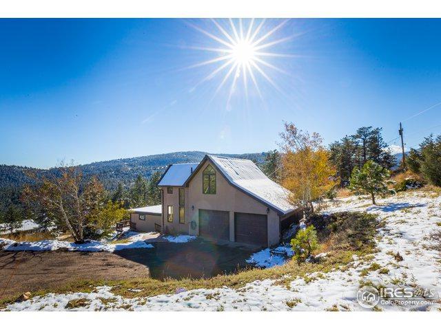 252 Peakview Rd, Boulder, CO 80302 (MLS #864795) :: 8z Real Estate