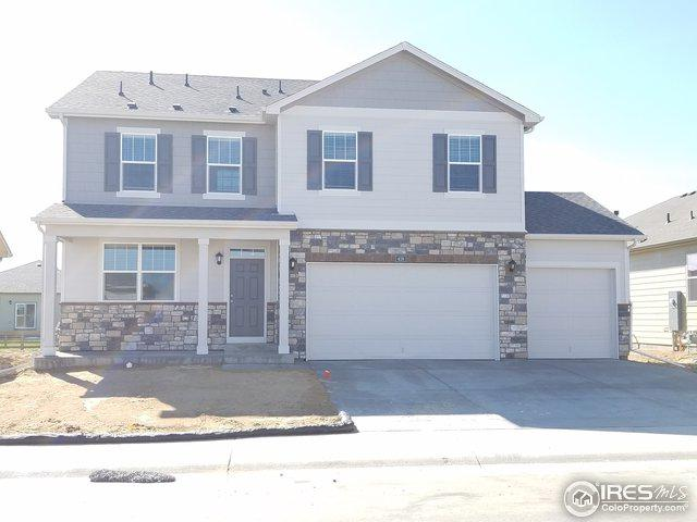 419 Harrow St, Severance, CO 80550 (MLS #864800) :: The Daniels Group at Remax Alliance