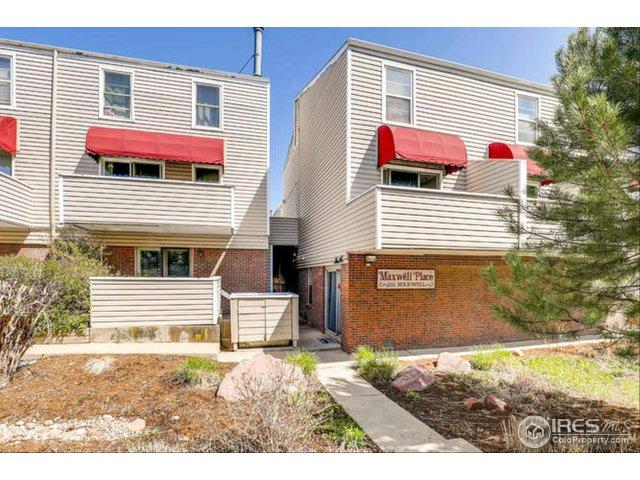 1111 Maxwell Ave #129, Boulder, CO 80304 (MLS #865051) :: Colorado Home Finder Realty