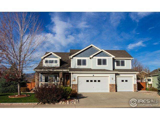 1389 Expedition Ct, Fort Collins, CO 80521 (MLS #865157) :: Kittle Real Estate