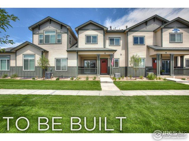 4115 Crittenton Ln #5, Wellington, CO 80549 (#865383) :: My Home Team