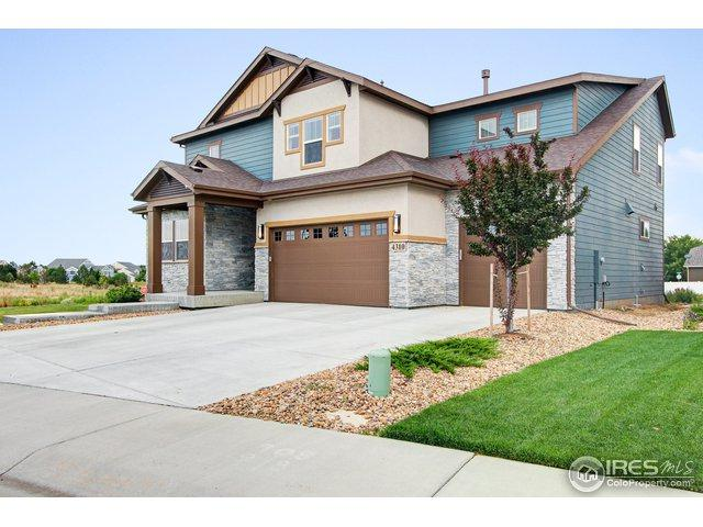 4310 Lyric Falls Dr, Loveland, CO 80538 (MLS #865615) :: Downtown Real Estate Partners