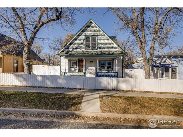 203 E Cleveland St, Lafayette, CO 80026 (#865647) :: My Home Team