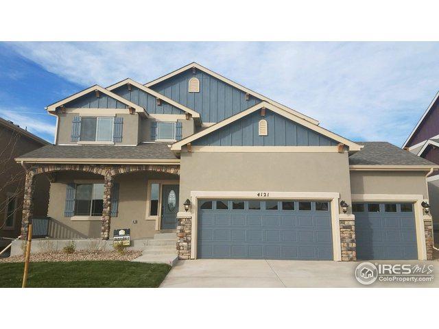 4121 Pennycress Dr, Johnstown, CO 80534 (MLS #865717) :: 8z Real Estate