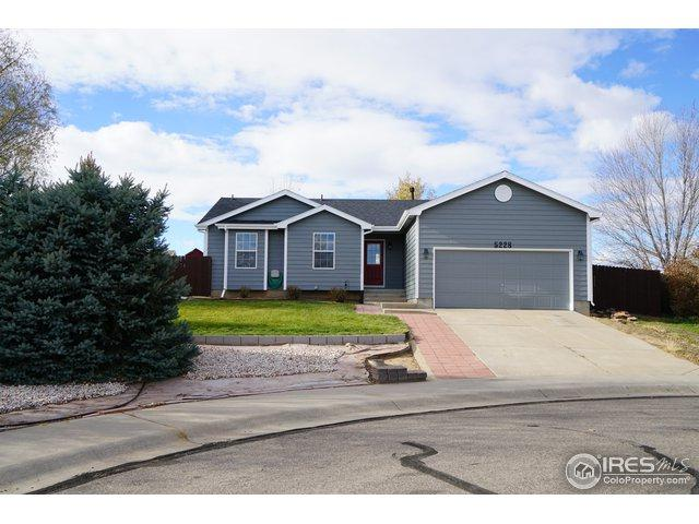 5228 W 16th St, Greeley, CO 80634 (#865965) :: The Peak Properties Group