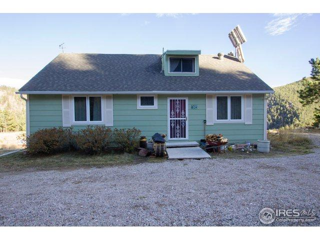 442 Moose Ridge Rd, Bellvue, CO 80512 (MLS #866029) :: Downtown Real Estate Partners