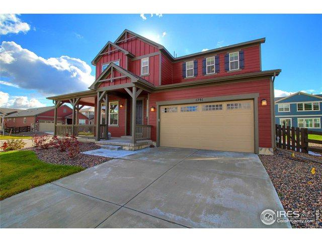 1751 Pioneer Cir, Lafayette, CO 80026 (MLS #866774) :: 8z Real Estate