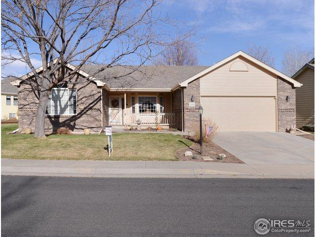 2543 Glendale Dr, Loveland, CO 80538 (MLS #866799) :: The Daniels Group at Remax Alliance
