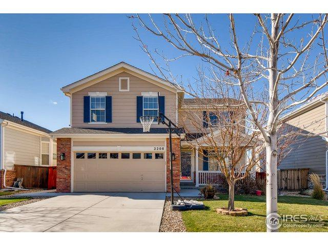2208 Buttercup St, Erie, CO 80516 (MLS #866894) :: Tracy's Team