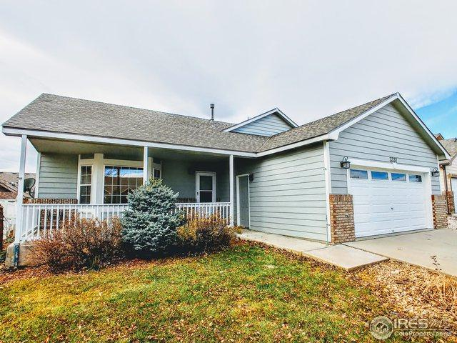 3337 Grenache St, Evans, CO 80634 (MLS #867025) :: Kittle Real Estate