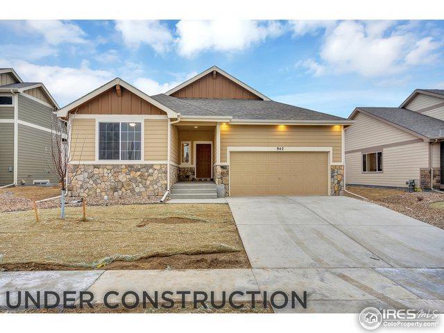 922 Mt. Shavano Ave, Severance, CO 80550 (MLS #867235) :: Kittle Real Estate